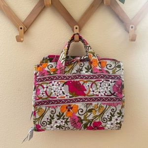 Vera Bradley •Make up/ travel case•